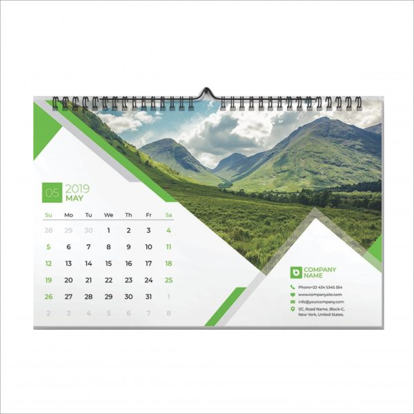 2021 calendar printing johannesburg