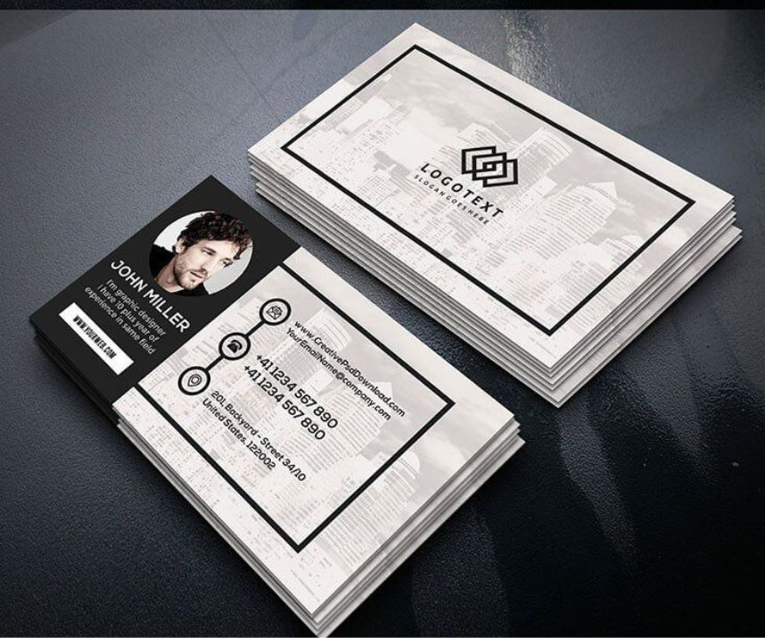 Matt Business Cards Printing Johannesburg