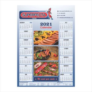 Calendar printing companies in johannesburg